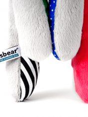 Whisbear migdukas kūdykiam